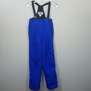 Obermeyer Junior Ski Snow Pants Witn Suspender